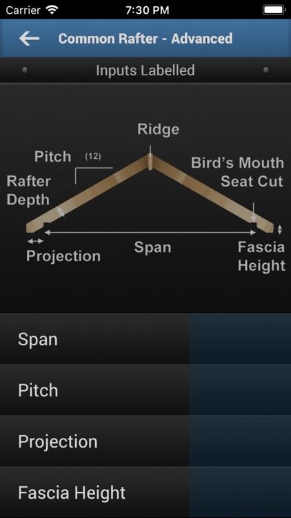 Construction Calc Pro 6 screenshot-3