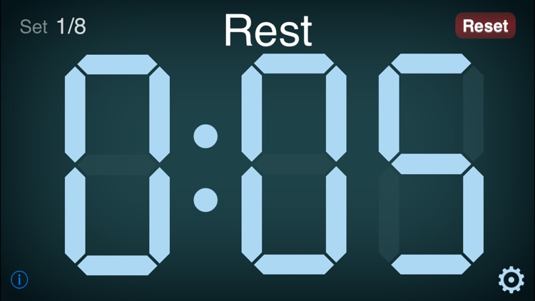 Tabata Interval Timer screenshot-0