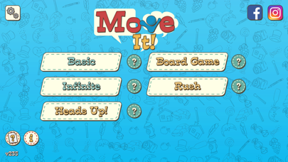 Move-it! The Game of Charades free Resources hack