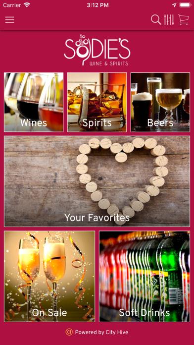 Sodie's Wine & SpiritsScreenshot of 2