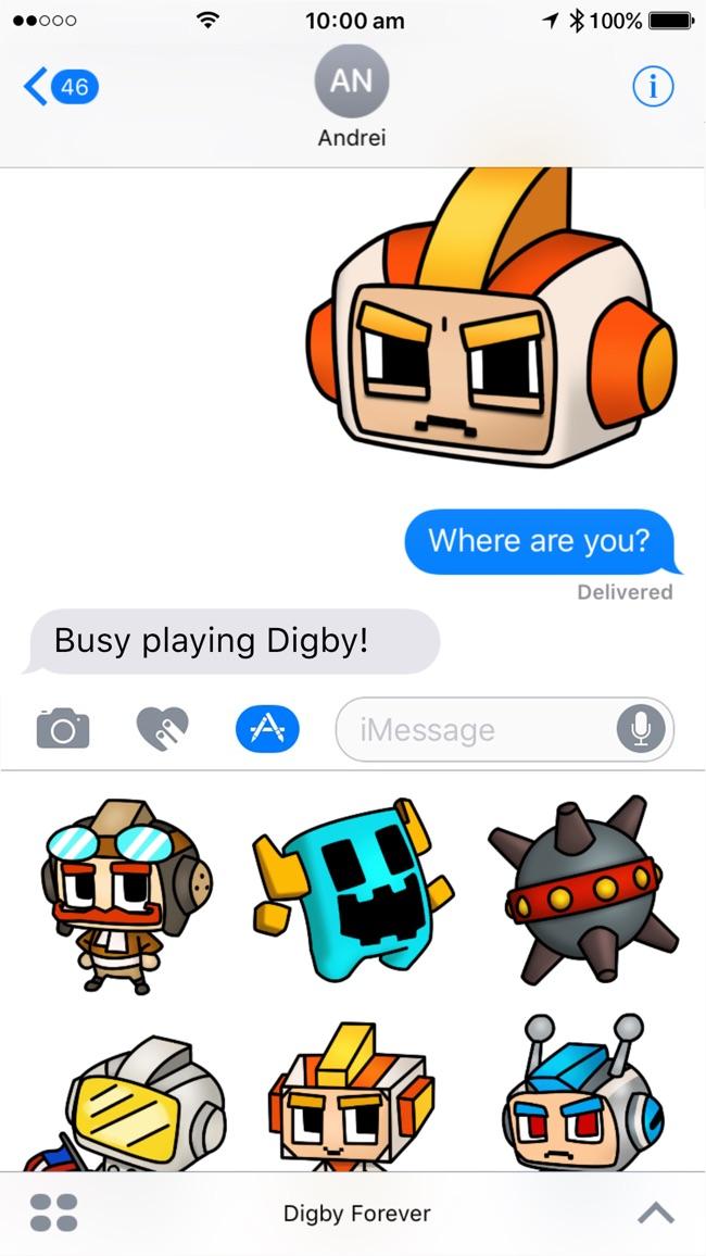 Digby Forever Screenshot