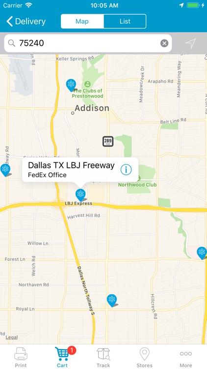 FedEx Office screenshot-4