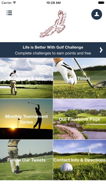 HeatherGlen Golf