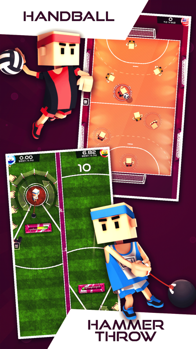 Screenshot #1 pour Flick Champions Summer Sports