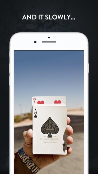 Rising Card Magic Trickのおすすめ画像2