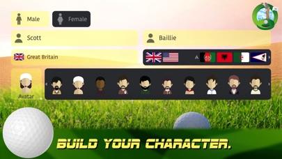 Golf Superstar screenshot 2