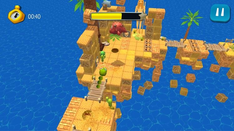 Snake 3D Adventures screenshot-4