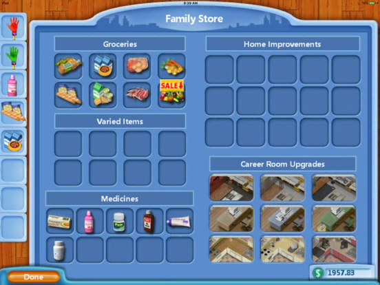 Virtual Families Lite screenshot 7