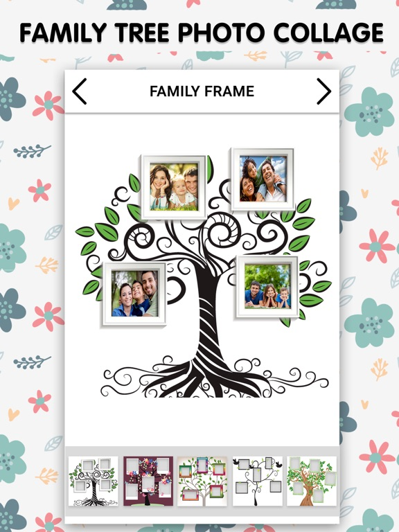 Family Tree: Photo Frames | App Price Drops
