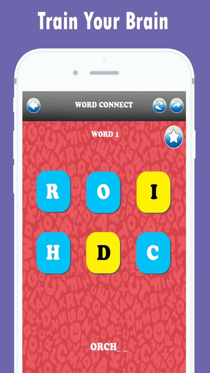 Word Connect - Brain Teaser screenshot-3