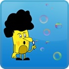 Baby Bubble Blower -  Kids Fun game to make soap bubbles and count popper icon