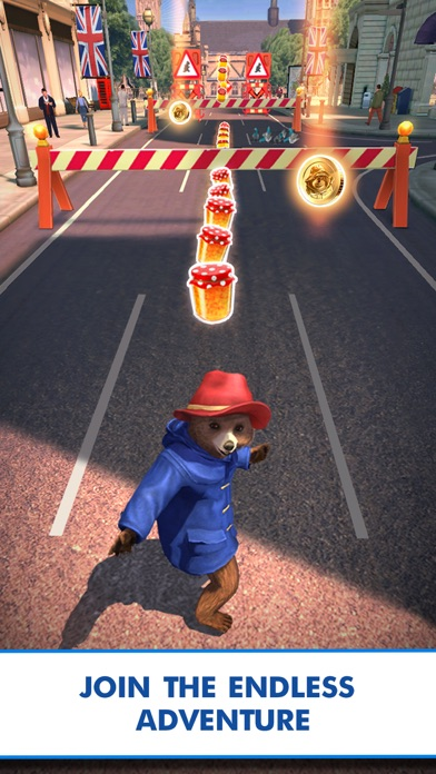 Paddington™ Run screenshot 1