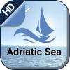 Adriatic S.  Nautical Charts - seawellsoft