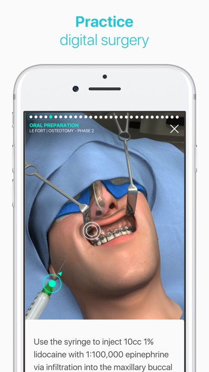 Touch Surgery: surgical videos screenshot-0
