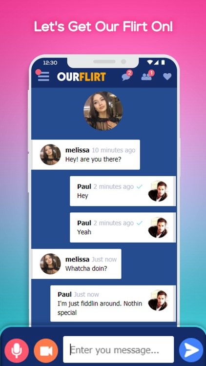 Adult Dating & Flirt Chat screenshot-3