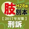辰已の肢別本 H28年度版(2017年対策) 刑訴