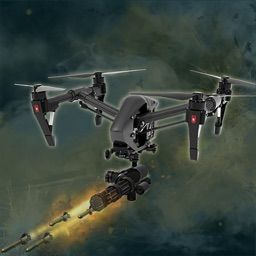 RC Drone Shadows: First Strike