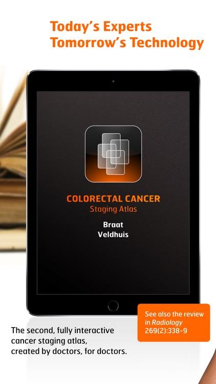Radiology - CRC Staging Atlas screenshot-0