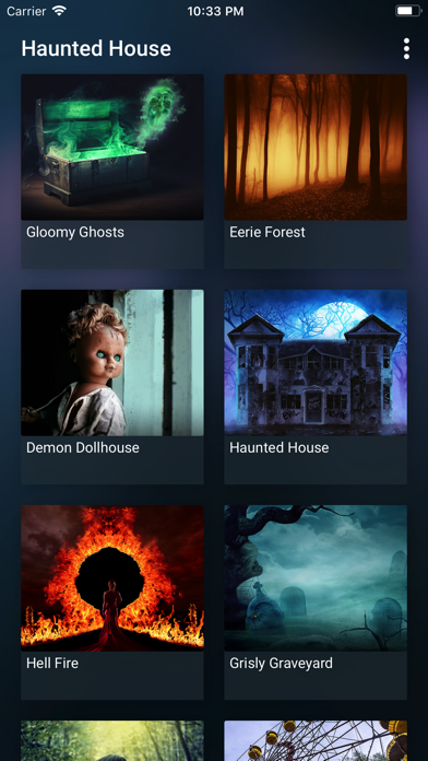Haunted House Soundscapes screenshot one