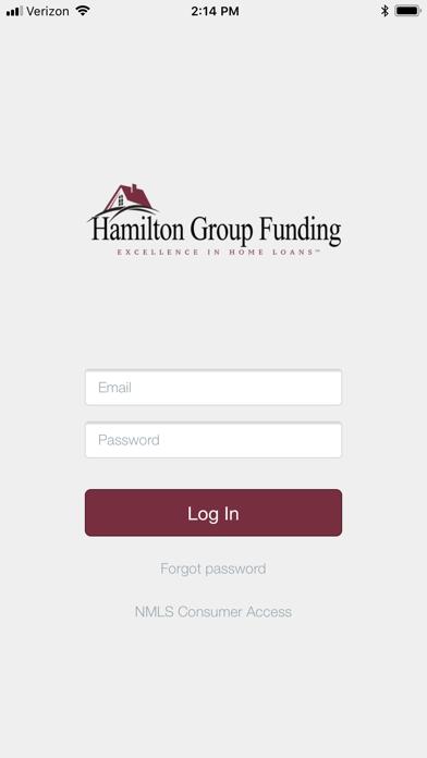 Hamilton Group Funding screenshot one