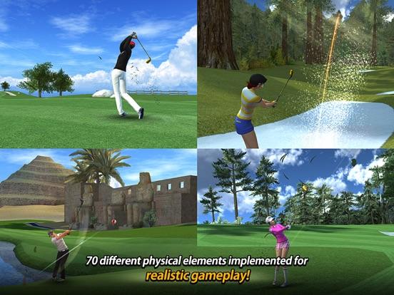 Golf Star™ Screenshots
