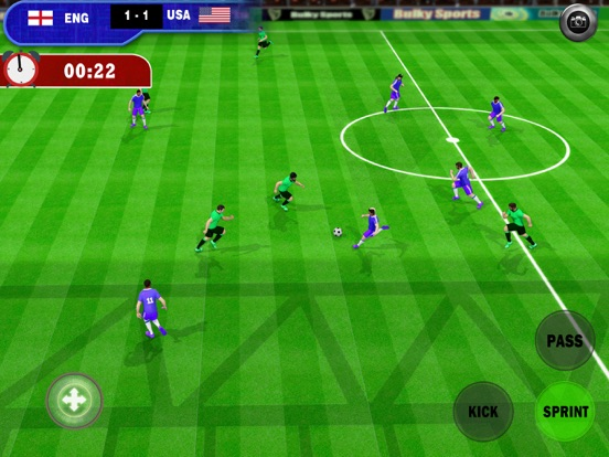 PRO Soccer Challenges 2018 screenshot 7