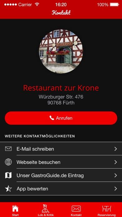 Zur Krone – BurgfarrnbachScreenshot von 5