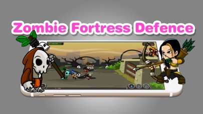 Zombie Fortress Defence screenshot three