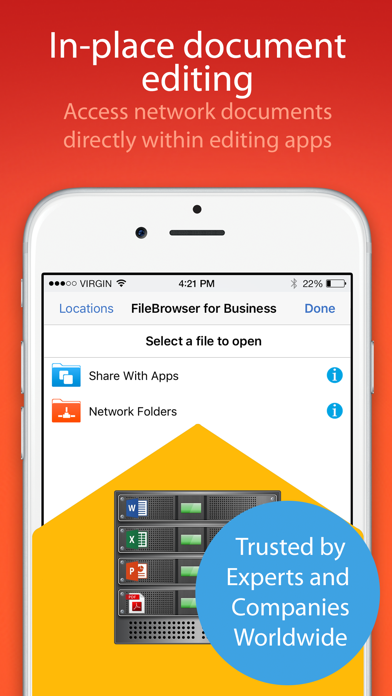 FileBrowser for Business Скриншоты5