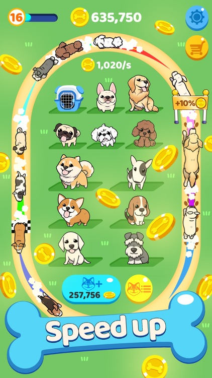 Merge Dogs! screenshot-3