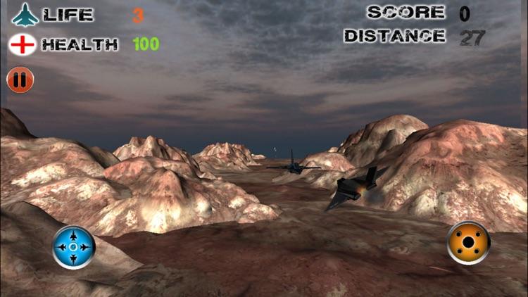 Tactical Fighter Jet X 3D screenshot-3