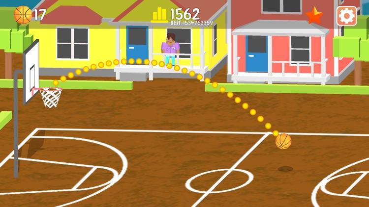 Basketball Hoops Master screenshot-3