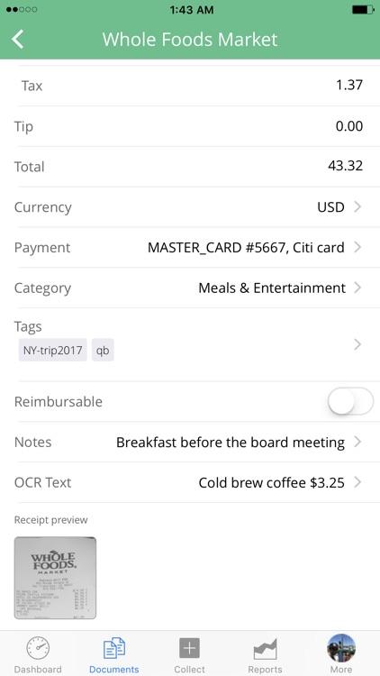 Veryfi - Receipts & Expenses screenshot-3