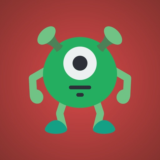 30+ Monsters Stickers icon