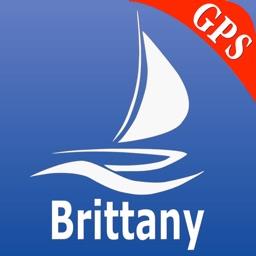 Brittany GPS Nautical Charts