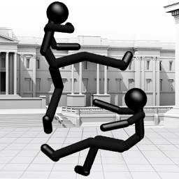 Stickman Fighter Physics 3D