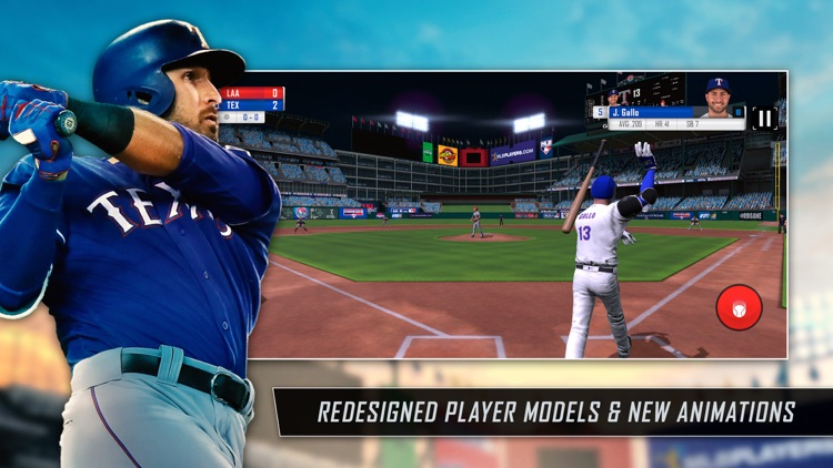 R.B.I. Baseball 18 screenshot-1