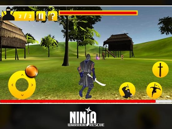 Ninja Warrior Rescue screenshot 5