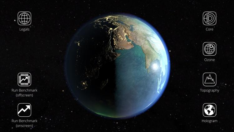 Orbital Flight Benchmark screenshot-4