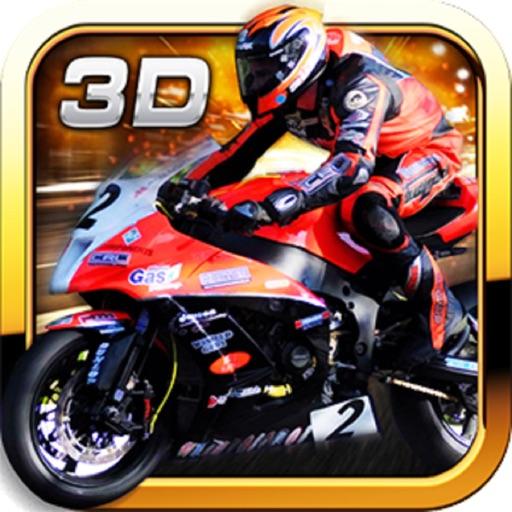 3D City Moto Racer