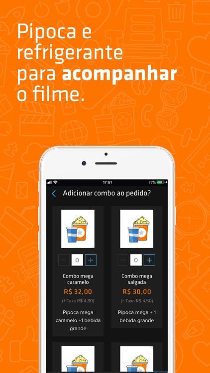 Ingresso.com +Filmes +Cinemas screenshot-3