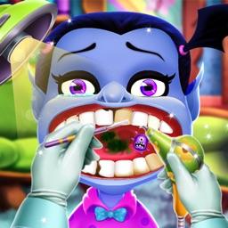 Vampirina At The Dentist