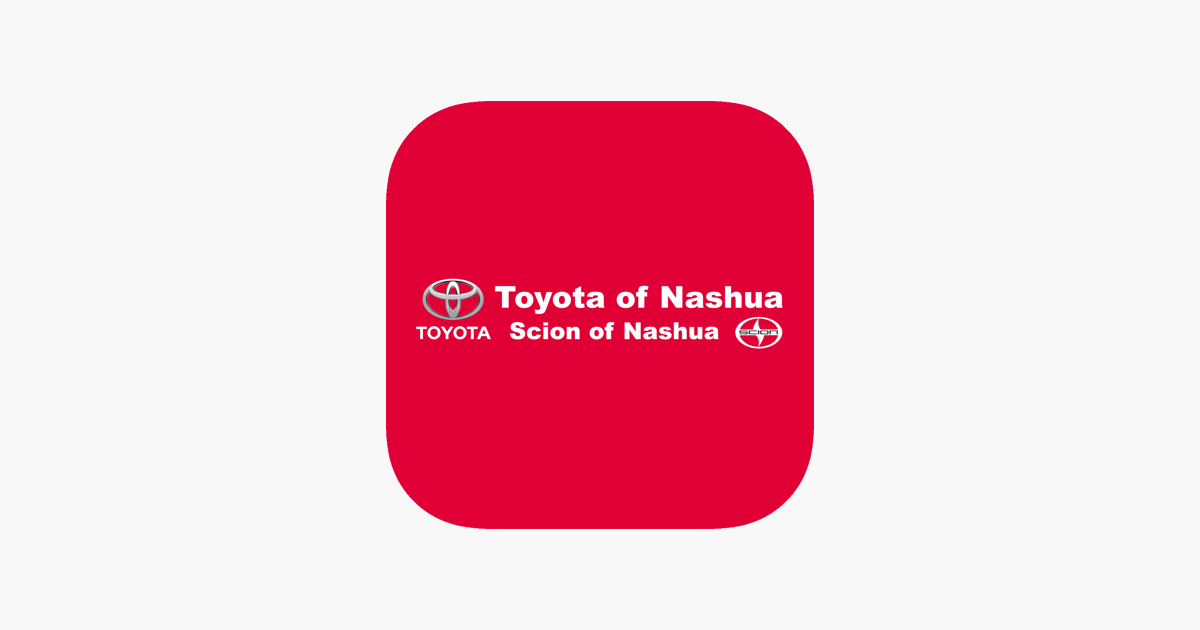 My Toyota Of Nashua On The App Store