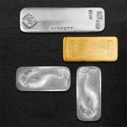 Unblock the gold bar Unlock it