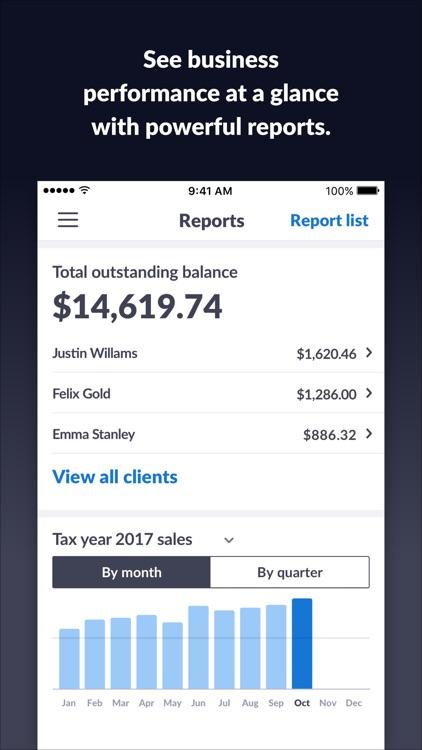 Invoice 2go Invoice & Estimate screenshot-3