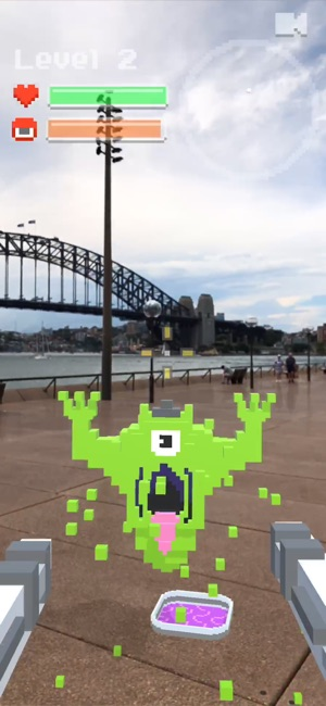Ghosts 'n Guns - AR Shooter Screenshot