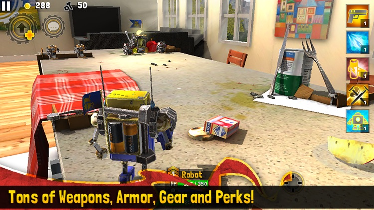 Bug Heroes 2 screenshot-3