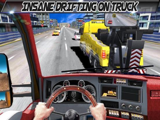 In Truck Driving Highway Games screenshot 10