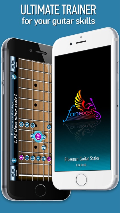 Bluesman Guitar Scales screenshot-4