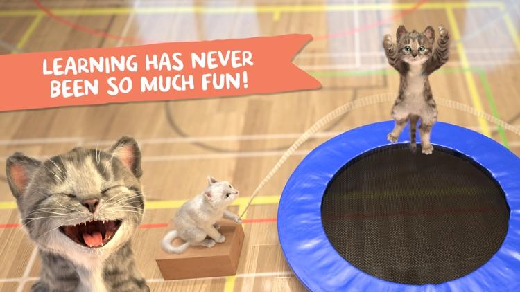 Little Kitten & Friends screenshot-3